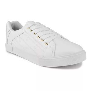 Juicy Couture Cheer White Sneakers